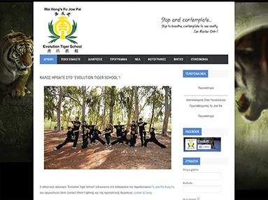 Προώθηση ιστοσελίδας με SEO - schoolofevolutiontiger.net