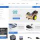 Κατασκευή e-shop electrobot.gr